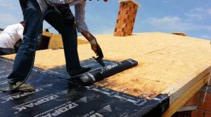 Çatıda Keçeli İzopak Membran Uygulaması